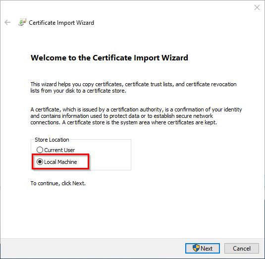 Сертификат Entrust CA установка